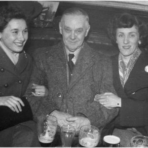 Joan Riley, Arthur (Granddad) Riley, Norah Riley nee Chapman