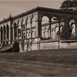 Whitley Court Orangery
