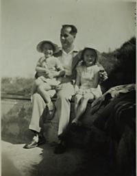 Jack, Denise & Joan Balfour