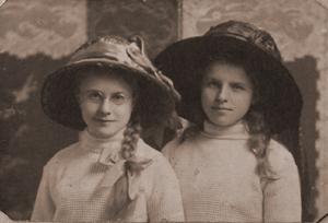 Minnie Balfour & Elsie Fitzgerald