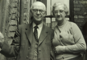 Arthur and Mary Riley, 1960s