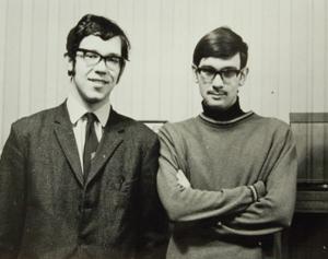 Trevor Parfitt & John Riley