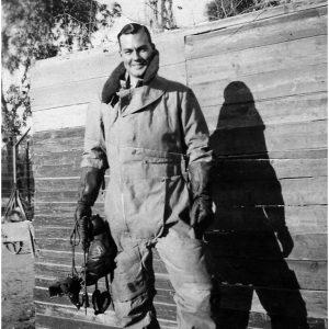 Tom Clayton 1943