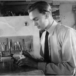 Arthur Riley (Dad) RAF Dental Lab, Italy WWII