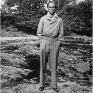 Arthur Riley, Italy WWII