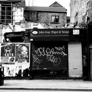 John Gray's Shop