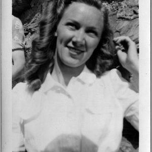 Pat Dralington, 1949