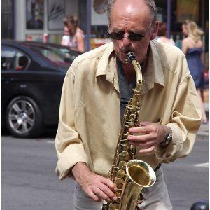 Street Sax