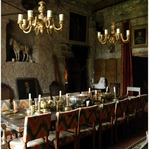 Chillingham Castle 9