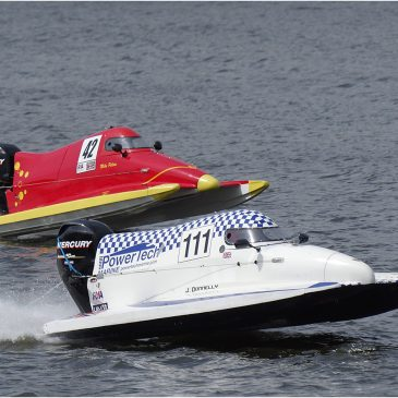 Carr Mill Powerboat Racing